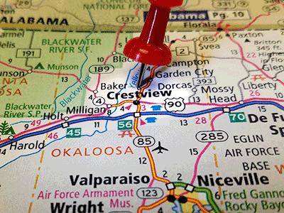 Crestview-Florida-location