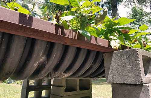 Raised Gardening Bed