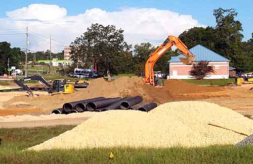 Roadway Drainage System